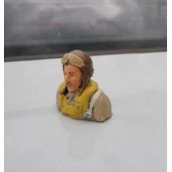 popiersie pilota