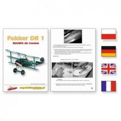 Fokker Dr 1 wersja XL